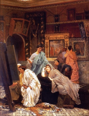 Lawrence_Alma-Tadema_A_Collection_of_Pictures_at_the_Time_of_Augustus