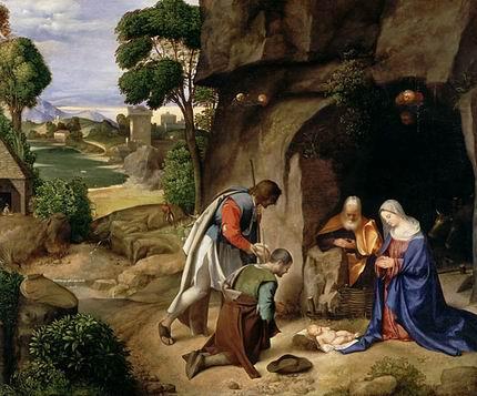 Adorazione-di-Giorgione