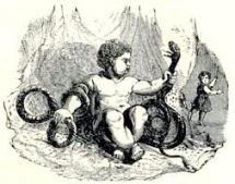 Eracle nella culla