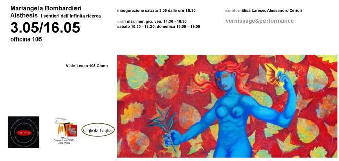 Aisthesis- Como, Off.105, 3 Maggio2014