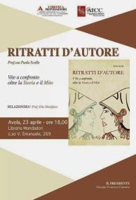 Presentazione Letteraria- Ritratti d'auotre - a cura di Elio Paolo di Stefano
