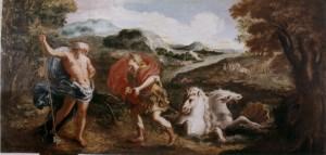 poseidone e laomedonte