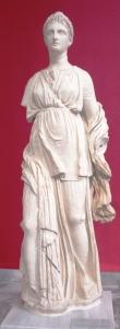 Artemide statua