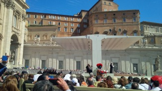 Vatican City - Città del Vaticano 27.05.2015