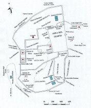 mappa gerusalemme