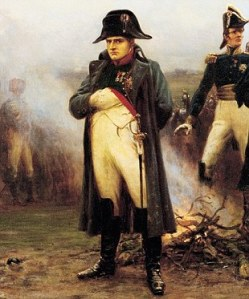 napoleone a waterloo