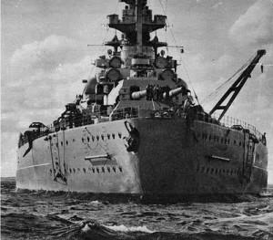 corazzata tedesca