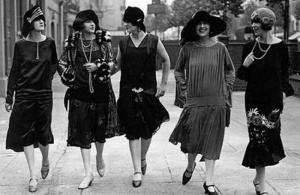 donne parigi anni 30