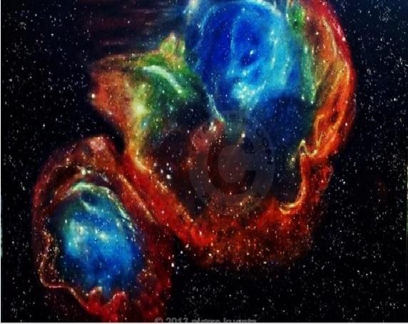 nebulose du coeur