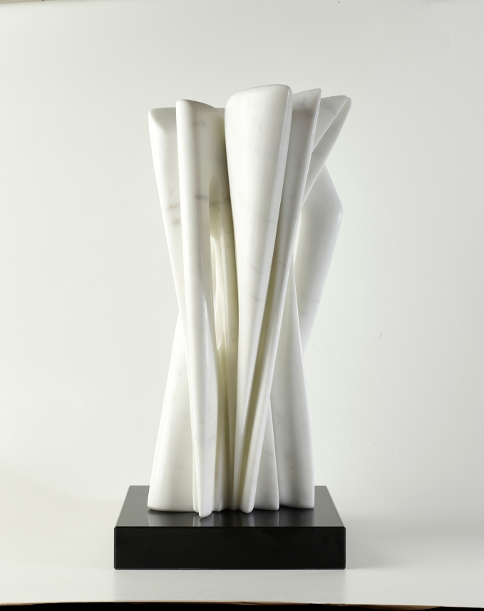 2016 - Statuary Carrara marble h 60.5x30x22 cm Untitled.jpg