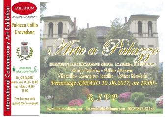 arte a palazzo gallio flyer2