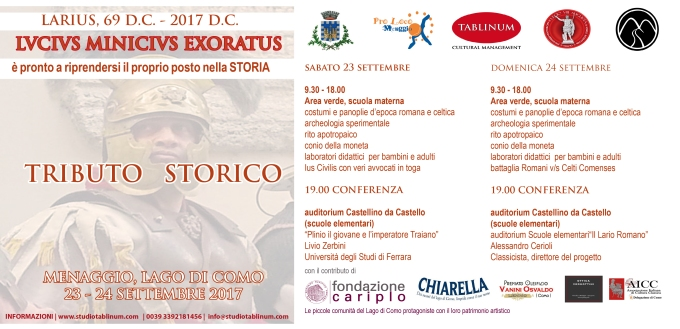 flyer orizzontale tributo st