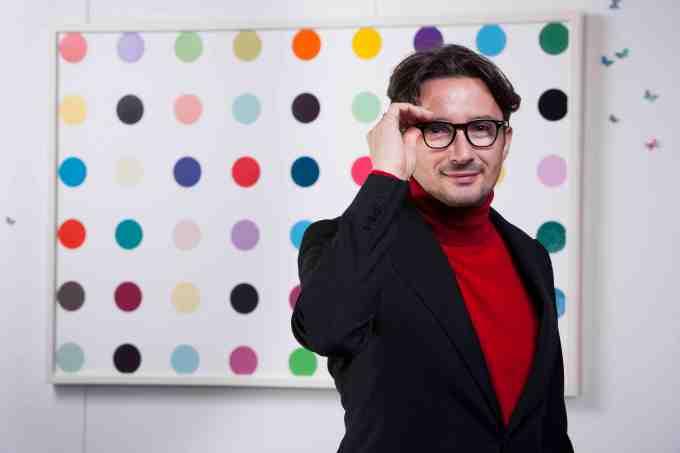 Tiziano Panconi intervista a Tablinum
