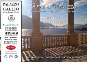 arte a Palazzo 2018