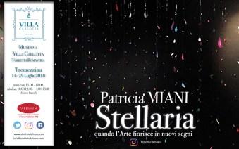 Patricia Miani a Villa Carlotta 2018