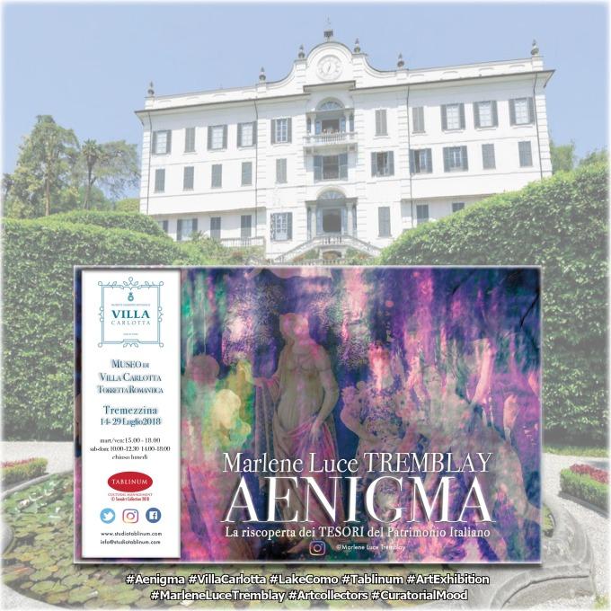 aenigma + villa carlotta
