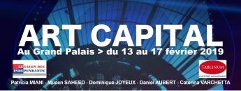 locandina art capital 2019